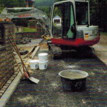 09_Neuverlegung Gas und Strom für Saalfelder Energienetze GmbH